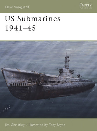 US Submarines 1941-45