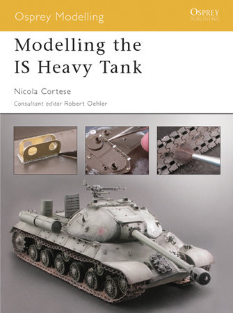 Modelling the IS Heavy Tank by Nicola Cortese