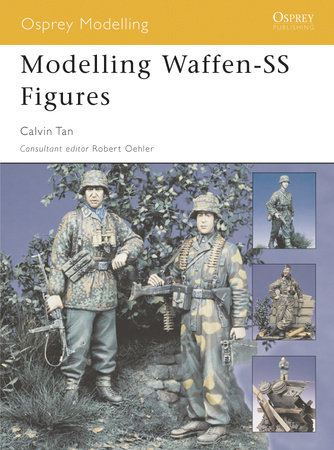 Modelling Waffen-SS Figures by