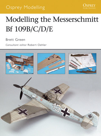 Modelling the Messerschmitt Bf109B/C/D/E by