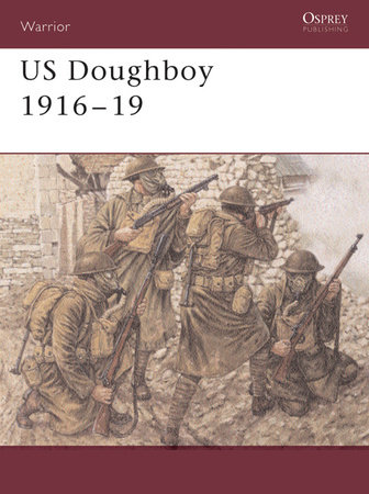 US Doughboy 1916-19 by Thomas Hoff