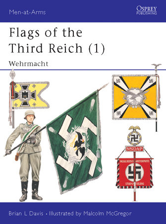 Flags of the Third Reich (1) by