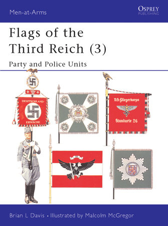 Flags of the Third Reich (3) by Brian Davis