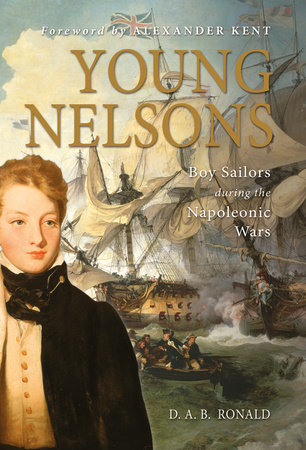 Young Nelsons by D A B Ronald
