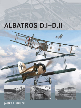 Albatros D.I-D.II by James Miller