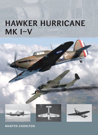 Hawker Hurricane Mk I-V by