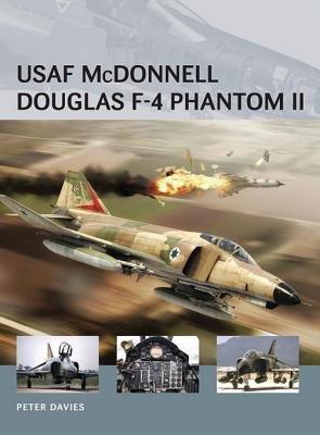 USAF McDonnell Douglas F-4 Phantom II by
