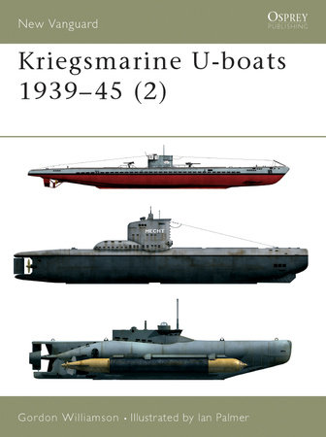 Kriegsmarine U-boats 1939-45 (2)