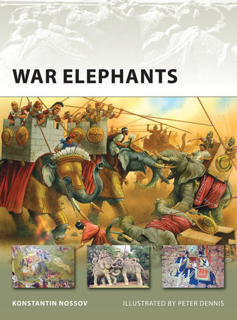 War Elephants by Konstantin Nossov