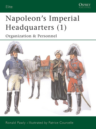 Napoleon's Imperial Headquarters (1) by Ronald Pawly