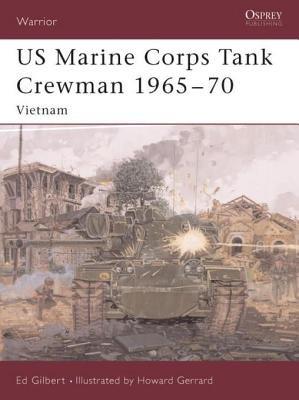 US Marine Corps Tank Crewman 1965-70 by Oscar Gilbert