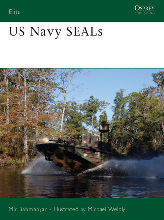 US Navy SEALs by Mir Bahmanyar