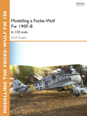 Modelling a Focke-Wulf Fw 190F-8 by