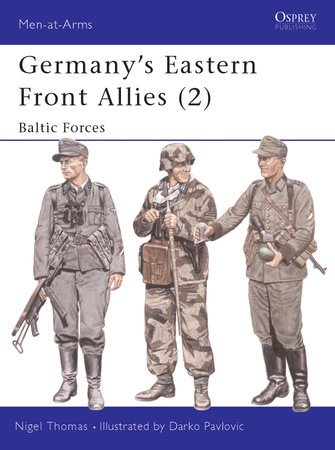 Germany's Eastern Front Allies (2) by Nigel Thomas