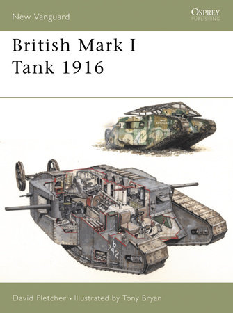 British Mark I Tank 1916 by