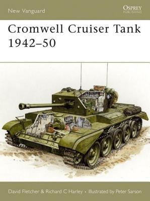 Cromwell Cruiser Tank 1942-50 by