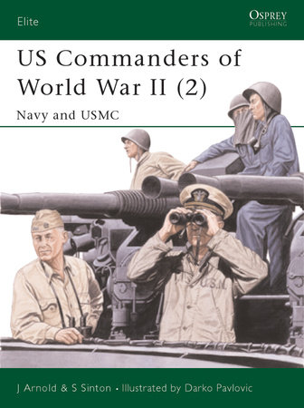 US Commanders of World War II (2) by