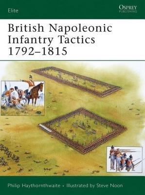 British Napoleonic Infantry Tactics 1792-1815 by