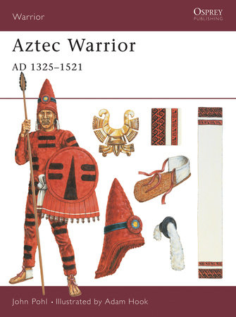 Aztec Warrior by John Pohl