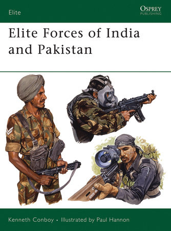 Elite Forces of India and Pakistan