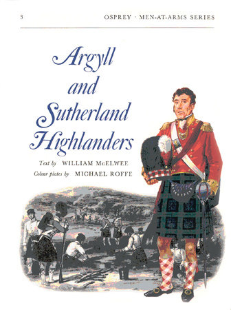 Argyll and Sutherland Highlanders by William McElwee