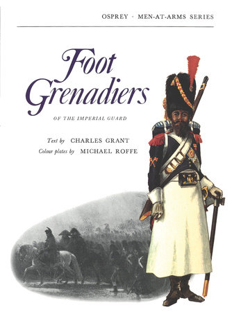 Foot Grenadiers by Charles Grant