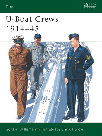 U-Boat Crews 1914-45 by