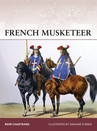French Musketeer 1622-1775 by