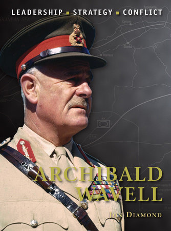 Archibald Wavell by Jon Diamond