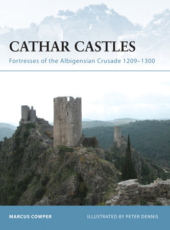 Cathar Castles by Marcus Cowper