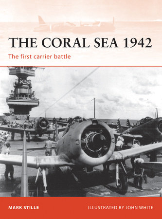 The Coral Sea 1942 by Mark Stille