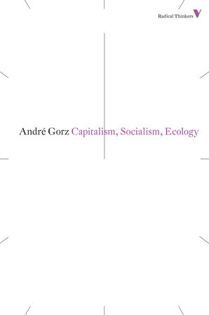 Capitalism, Socialism, Ecology