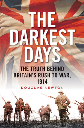 The Darkest Days by Douglas Newton