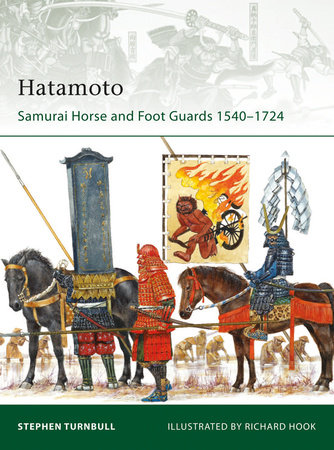 Hatamoto by Stephen Turnbull