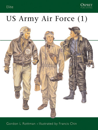 US Army Air Force (1) by Gordon Rottman