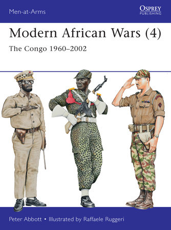 Modern African Wars (4) by Peter Abbott
