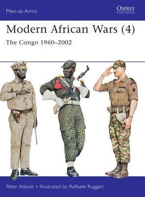 Modern African Wars (4) by Peter Abbott