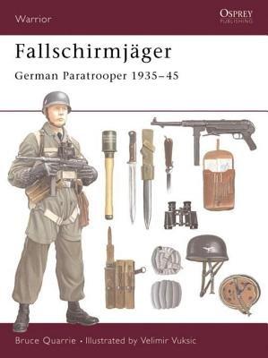 Fallschirmjäger by Bruce Quarrie