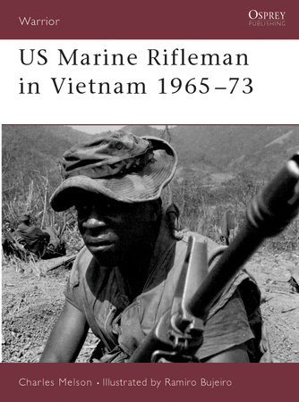 US Marine Rifleman in Vietnam 1965-73 by
