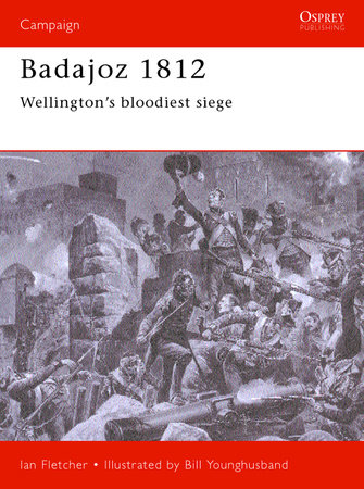 Badajoz 1812 by