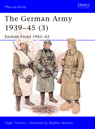 The German Army 1939-45 (3)
