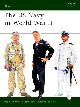 The US Navy in World War II by