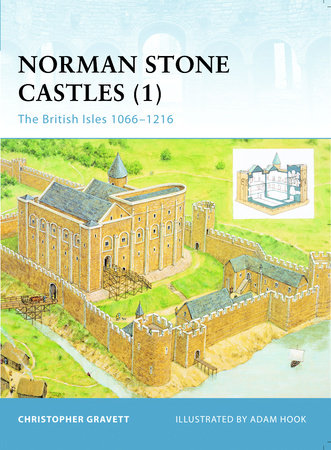 Norman Stone Castles (1) by