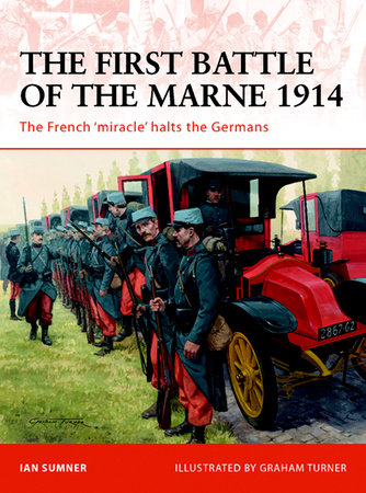 The First Battle of the Marne 1914 by