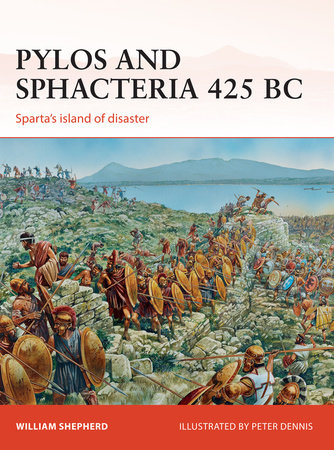 Pylos and Sphacteria 425 BC