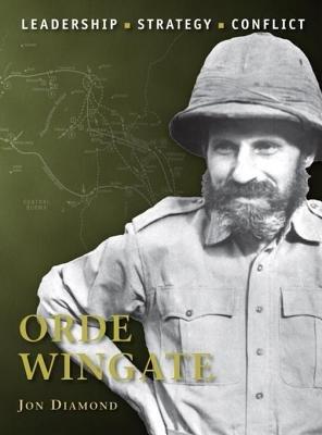 Orde Wingate by Jon Diamond