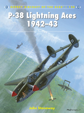 P-38 Lightning Aces 1942-43 by