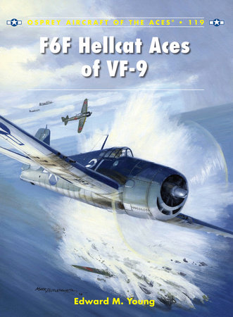 F6F Hellcat Aces of VF-9 by Edward Young