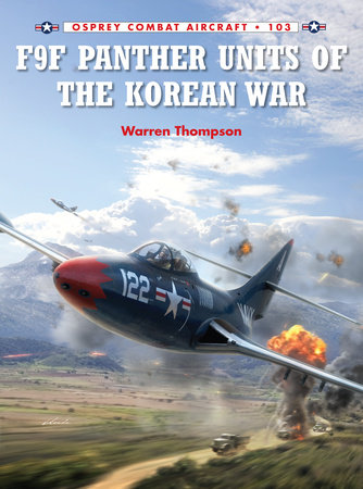 F9F Panther Units of the Korean War by