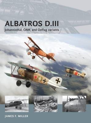 Albatros D.III by James Miller